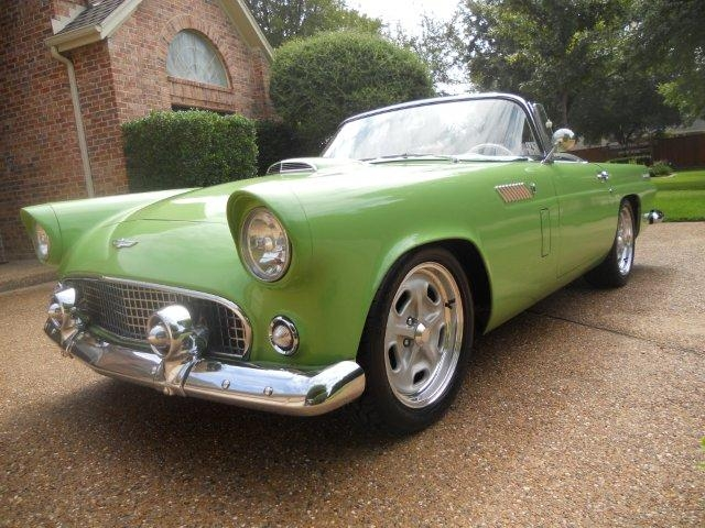 AndrewnTX 1956 Ford Thunderbird