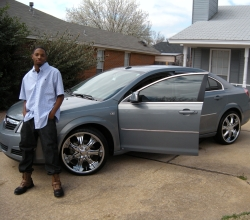 aaronssaturns 2008 Saturn Aura