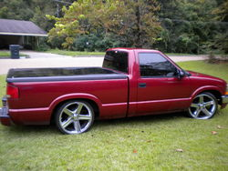 mrchevy11s 1998 Chevrolet S10 Regular Cab