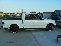 Throwed_Ass_Fords 2002 Ford F150 Regular Cab
