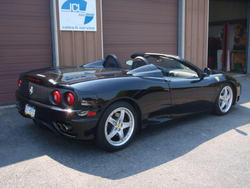 Awesome22s 2004 Ferrari 360 Modena