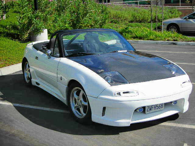 Another ShadowFaxRider 1991 Mazda Miata MX-5 post... - 13812585