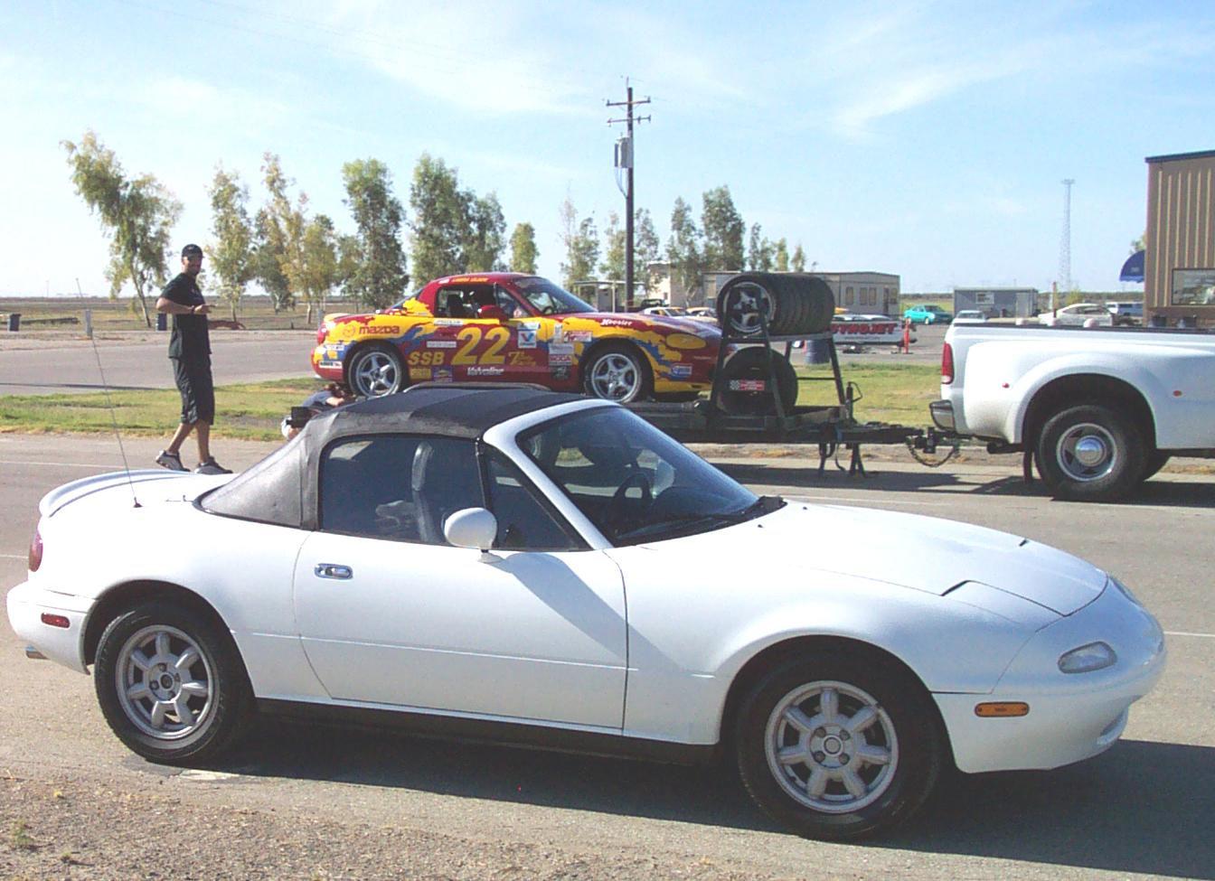 Another ShadowFaxRider 1991 Mazda Miata MX-5 post... - 13812596