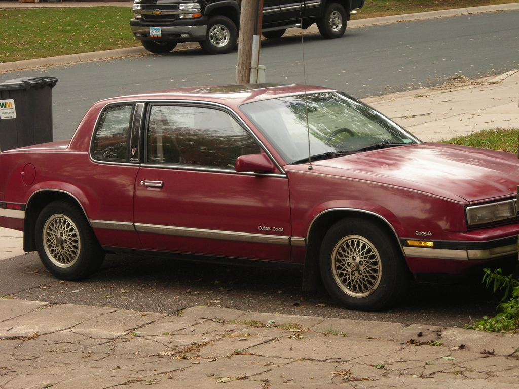 Large on 1988 Buick Lesabre