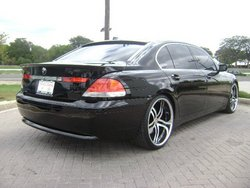 gjamalis 2002 BMW 7 Series