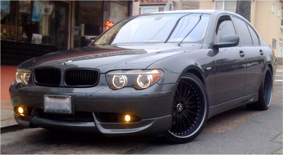 Another BoosBoos 2003 BMW 7 Series post... - 13814072