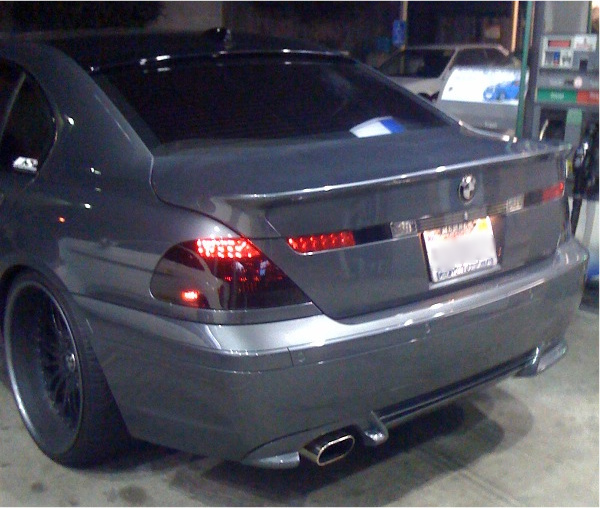 Another BoosBoos 2003 BMW 7 Series post... - 13814078