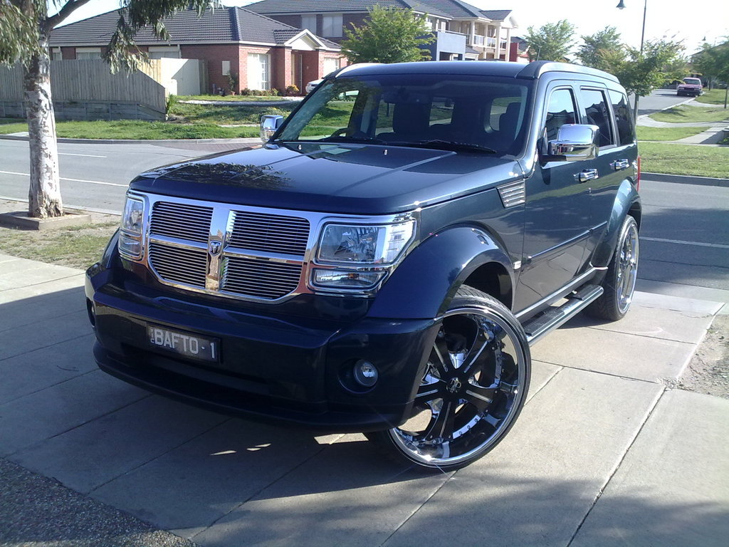 2009 SXT CRD on 24s - Updated