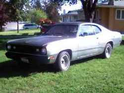 Zink616s 1971 Plymouth Duster
