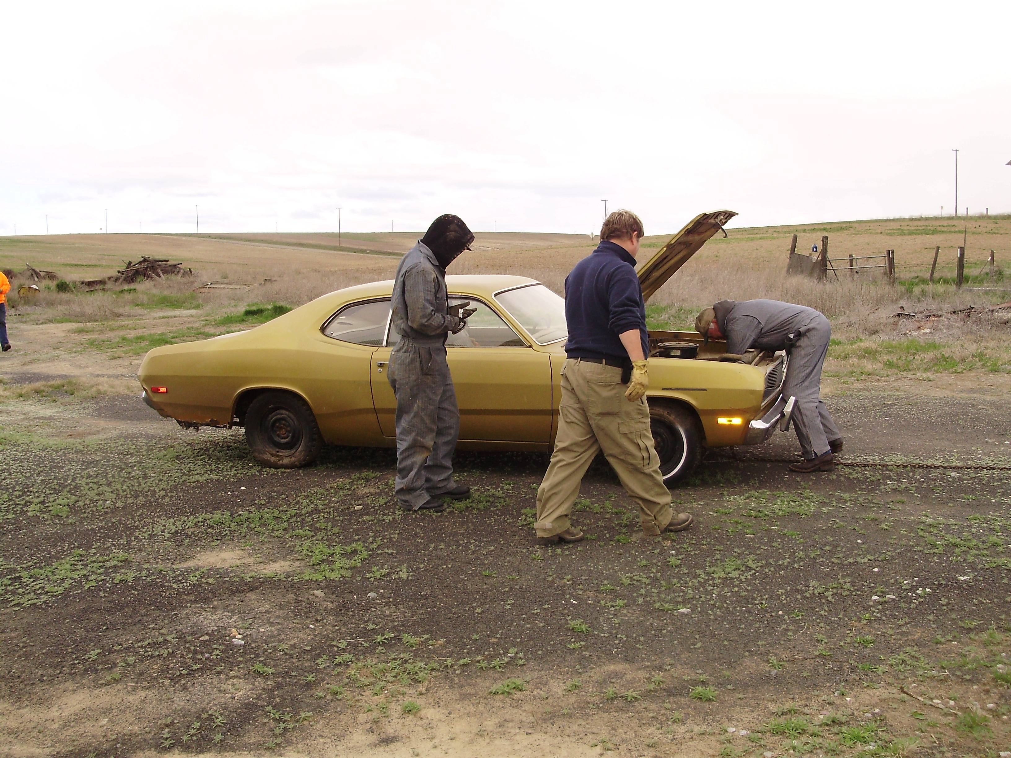 Another Zink616 1971 Plymouth Duster post... - 13816850