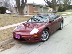 KarmaEclipses 2003 Mitsubishi Eclipse