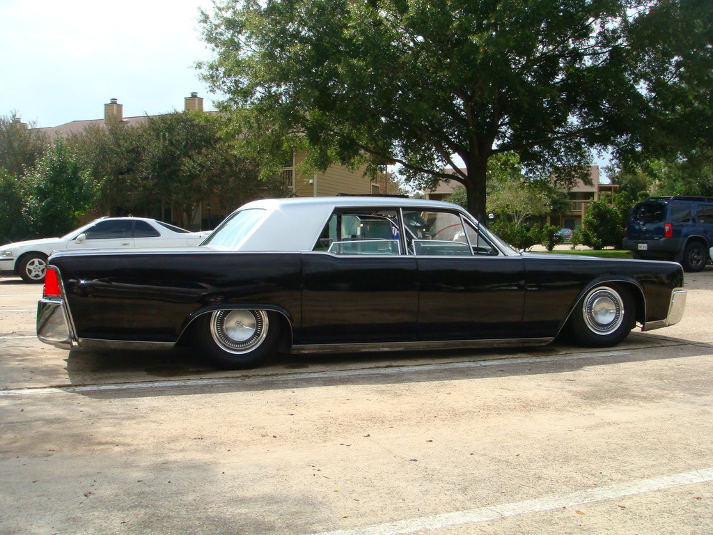 1964 lincoln continental air bags car photos and video. Black Bedroom Furniture Sets. Home Design Ideas