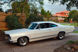MrWreckingballs 1967 Ford Galaxie