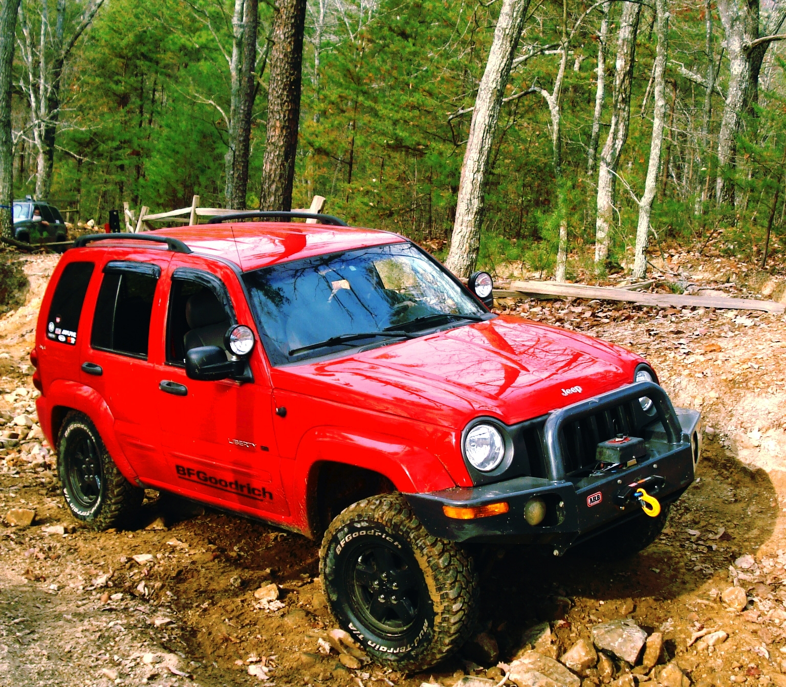 Liberty Jeeps: Monkyfart13 2002 Jeep LibertyLimited Utility 4D Specs