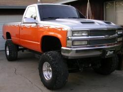 smokin_duramaxs 1994 Chevrolet C/K Pick-Up