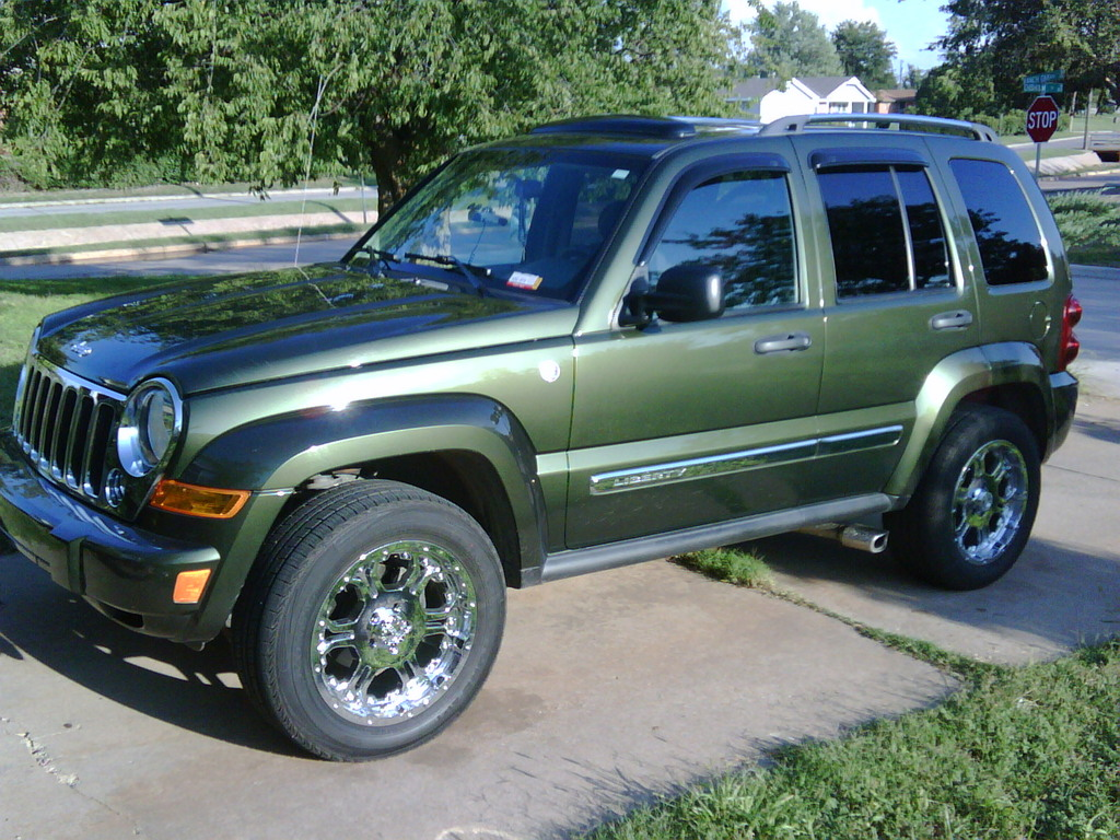 Another armyguy2881 2007 Jeep Liberty post... - 13819792