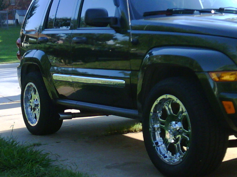 Another armyguy2881 2007 Jeep Liberty post... - 13819793