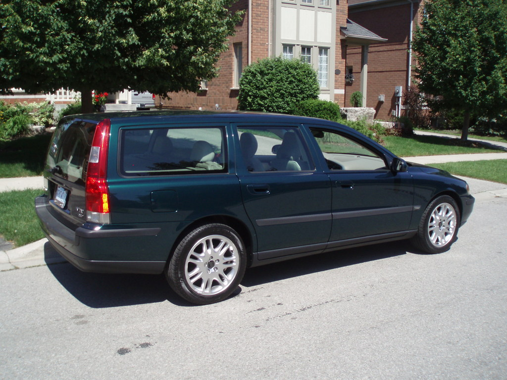 7Psych 2002 Volvo V70 Specs, Photos, Modification Info at