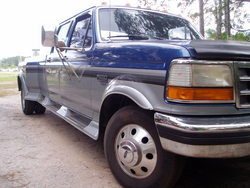 triumphdaytona20s 1994 Ford F150 Regular Cab