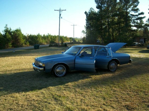Another BoxChevyRyda88 1988 Chevrolet Caprice post... - 13394784