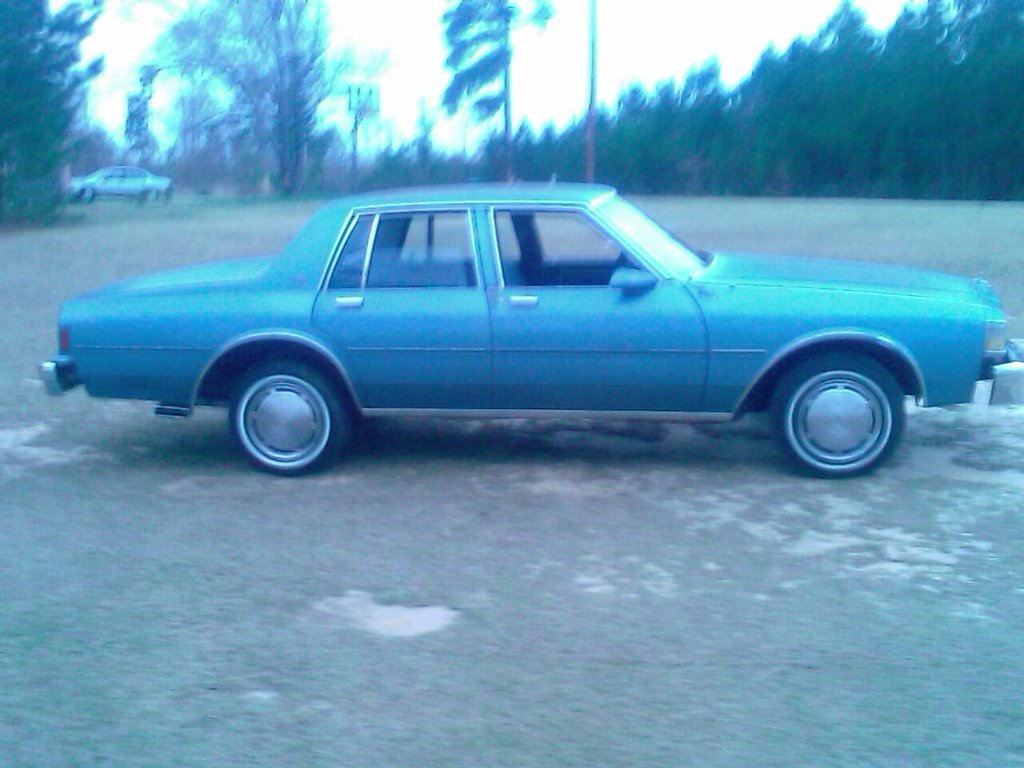 Another BoxChevyRyda88 1988 Chevrolet Caprice post... - 13394788