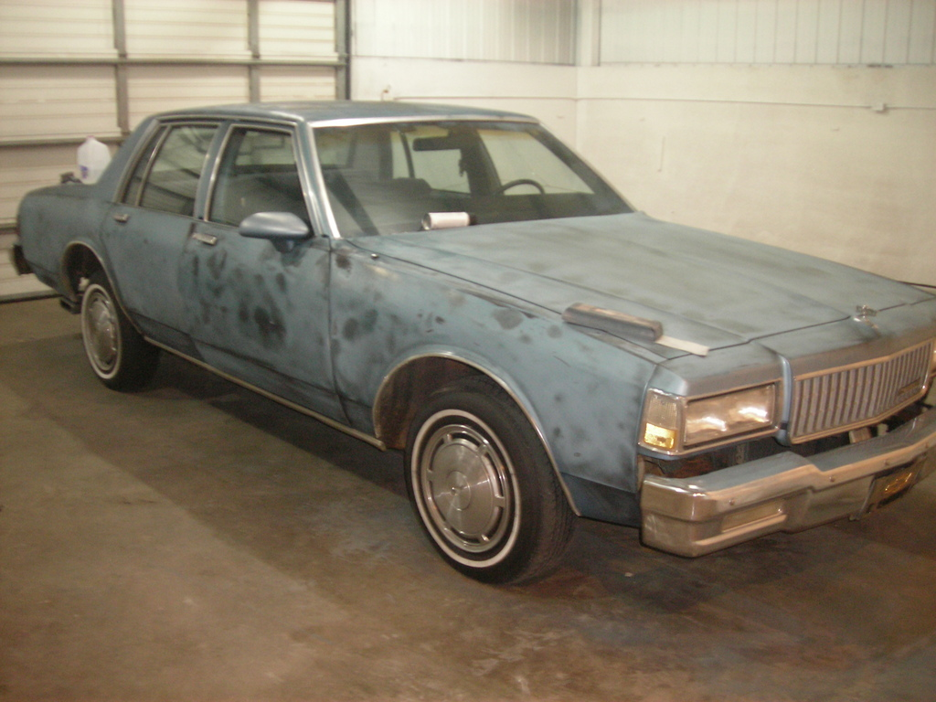 Another BoxChevyRyda88 1988 Chevrolet Caprice post... - 13394791