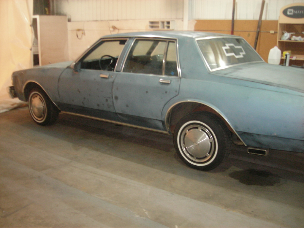 Another BoxChevyRyda88 1988 Chevrolet Caprice post... - 13394792