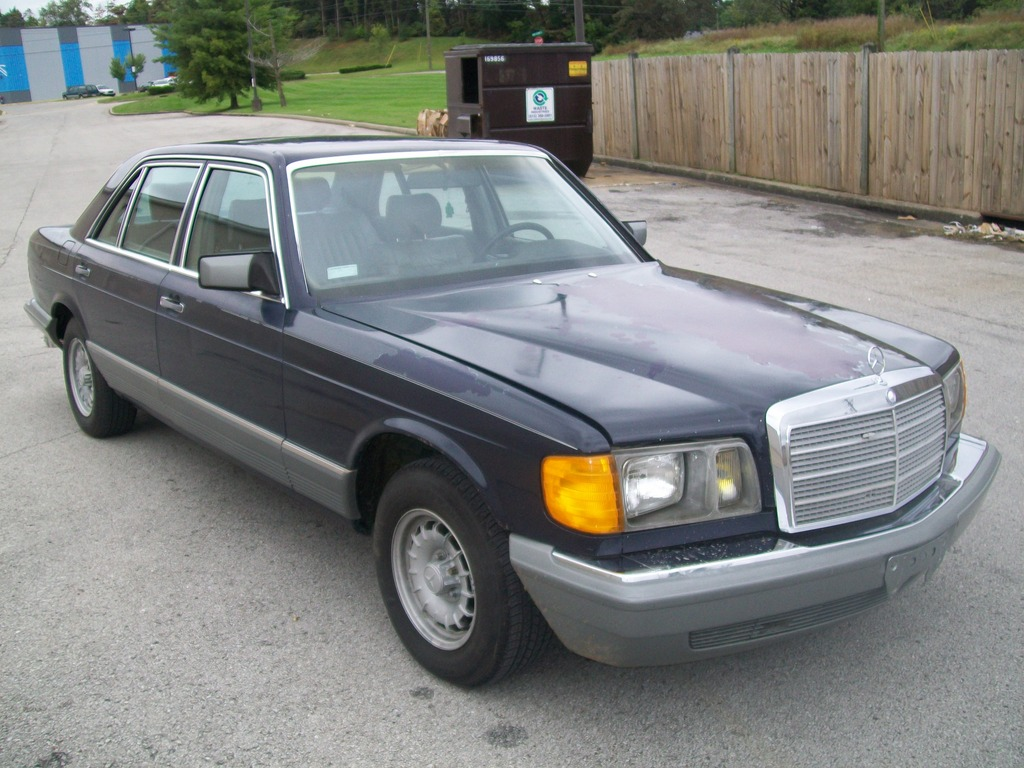 500sel 1985 mercedes benz 500sel specs photos
