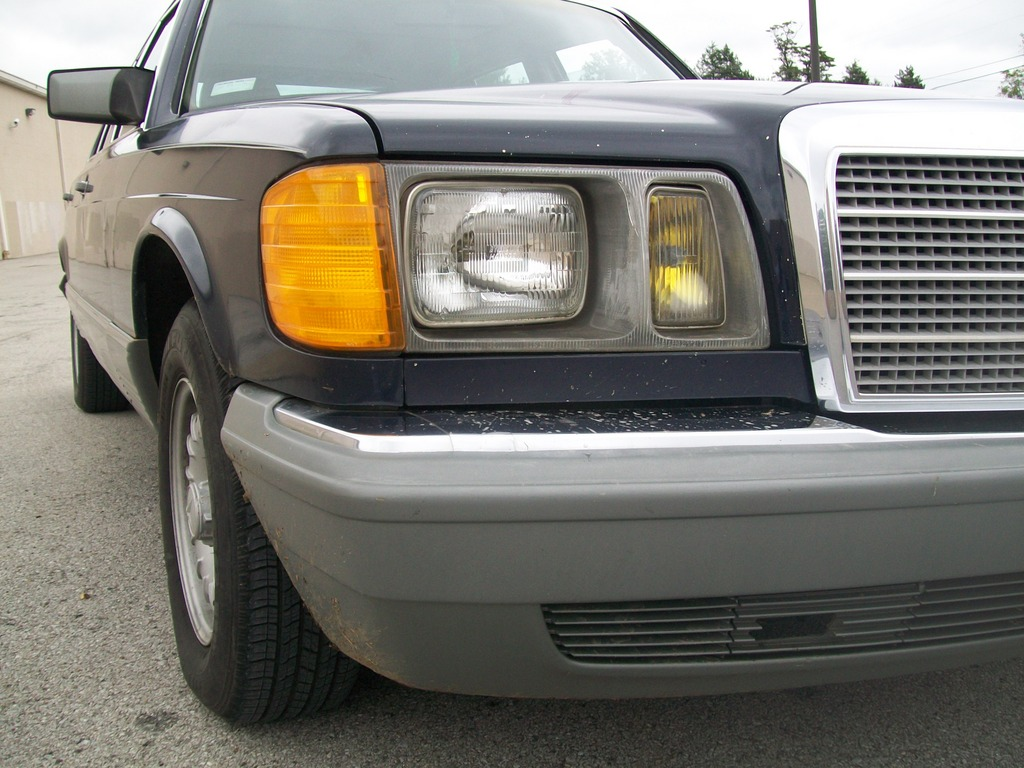 Another 500SEL 1985 Mercedes-Benz 500SEL post... - 13819107