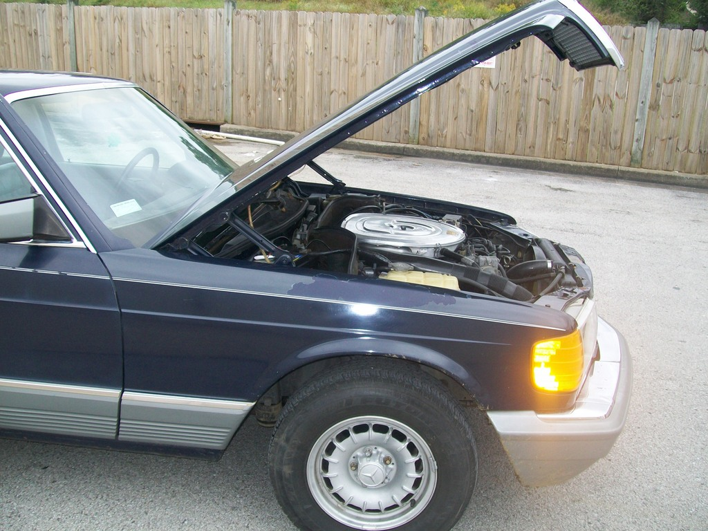 Another 500SEL 1985 Mercedes-Benz 500SEL post... - 13819169