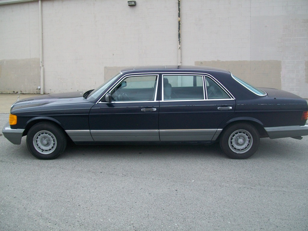 Another 500SEL 1985 Mercedes-Benz 500SEL post... - 13819171