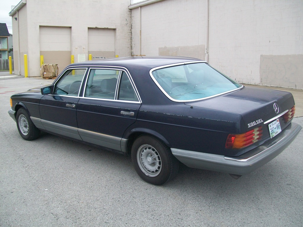 Another 500SEL 1985 Mercedes-Benz 500SEL post... - 13819172
