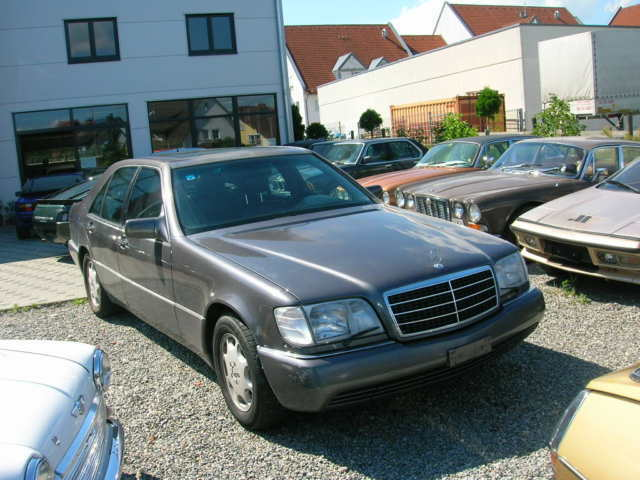 Youngstown's 1998 Mercedes-Benz 600SL