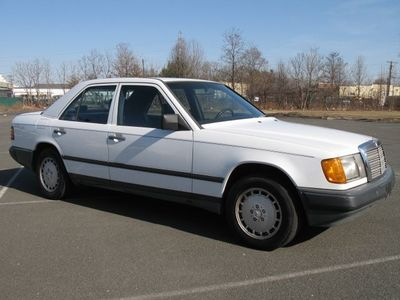 Youngstown's 1988 Mercedes-Benz 300E