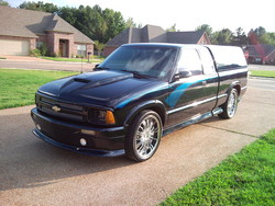 sirnick76s 1995 Chevrolet S10 Regular Cab