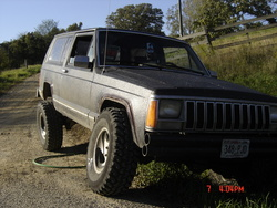 Travisxjs 1987 Jeep Cherokee