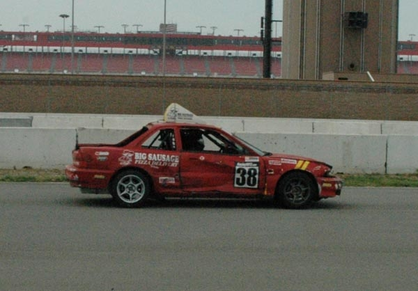 KriderRacing38s 2010 Acura CL