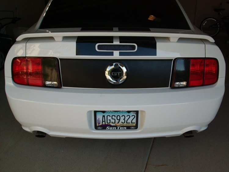 gtothep123's 2005 Ford Mustang
