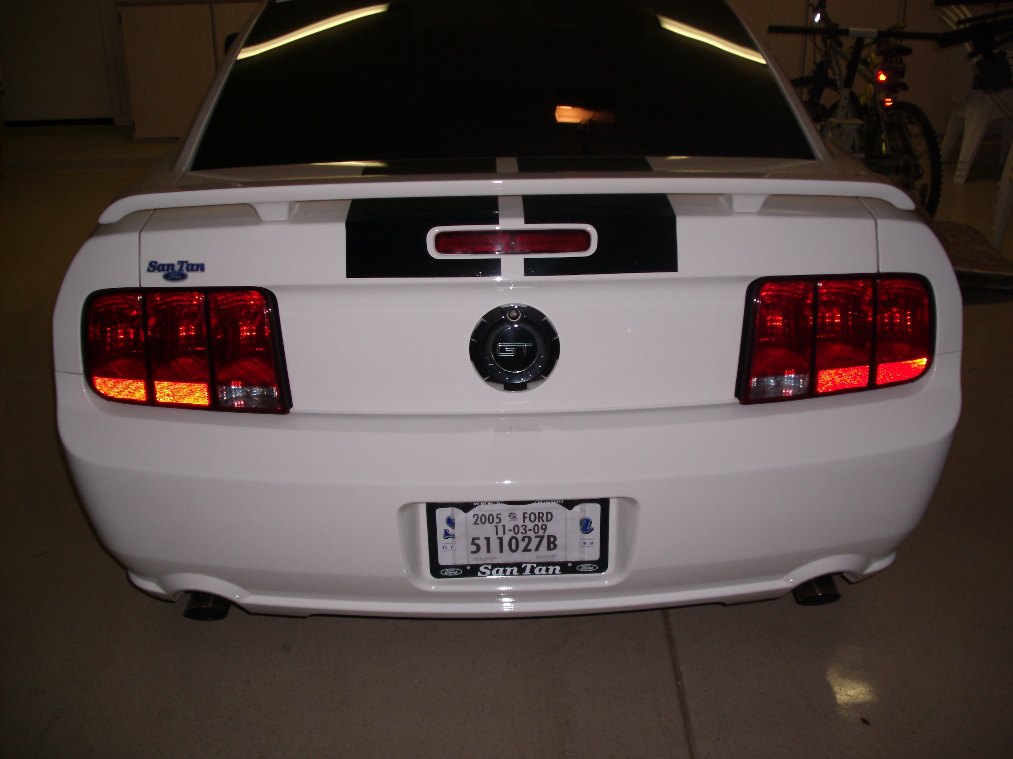 gtothep123 2005 Ford Mustang 13393678