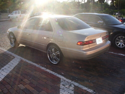 99Kamrys 1999 Toyota Camry