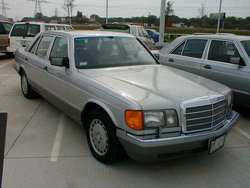 Youngstown 1988 Mercedes-Benz 400SEL