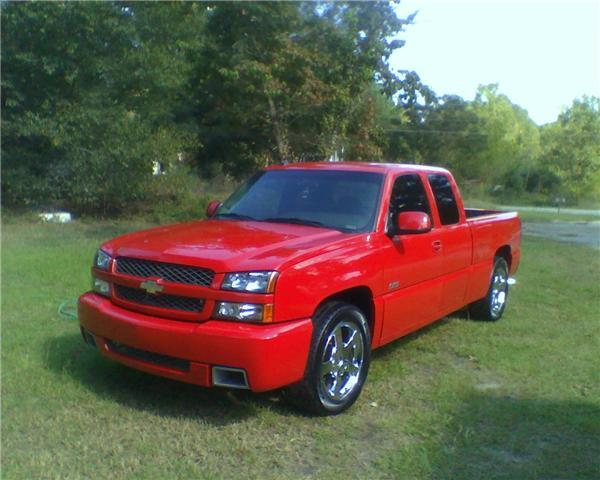 Another SSamgoody 2003 Chevrolet Silverado 1500 Regular Cab post... - 13394381