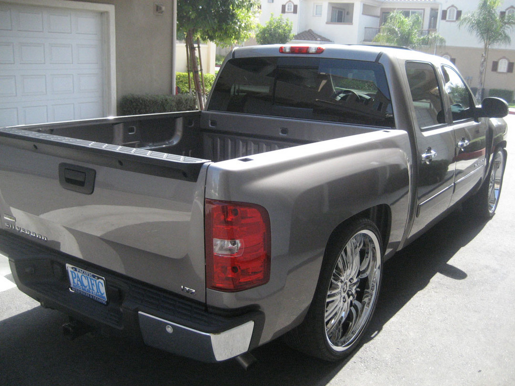 Another NutrishopChris 2008 Chevrolet Silverado 1500 Crew Cab post... - 13822608