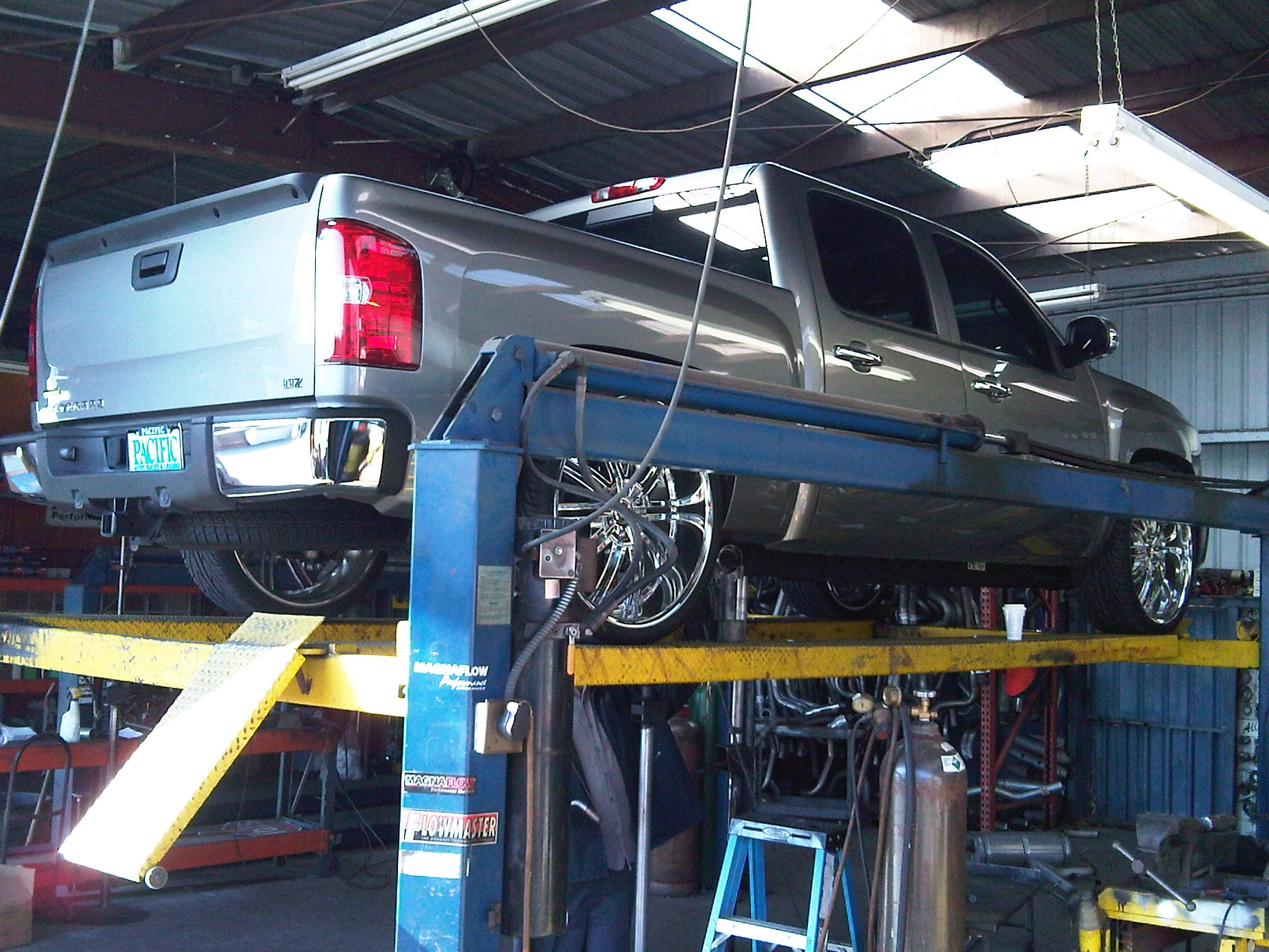 Another NutrishopChris 2008 Chevrolet Silverado 1500 Crew Cab post... - 13822615