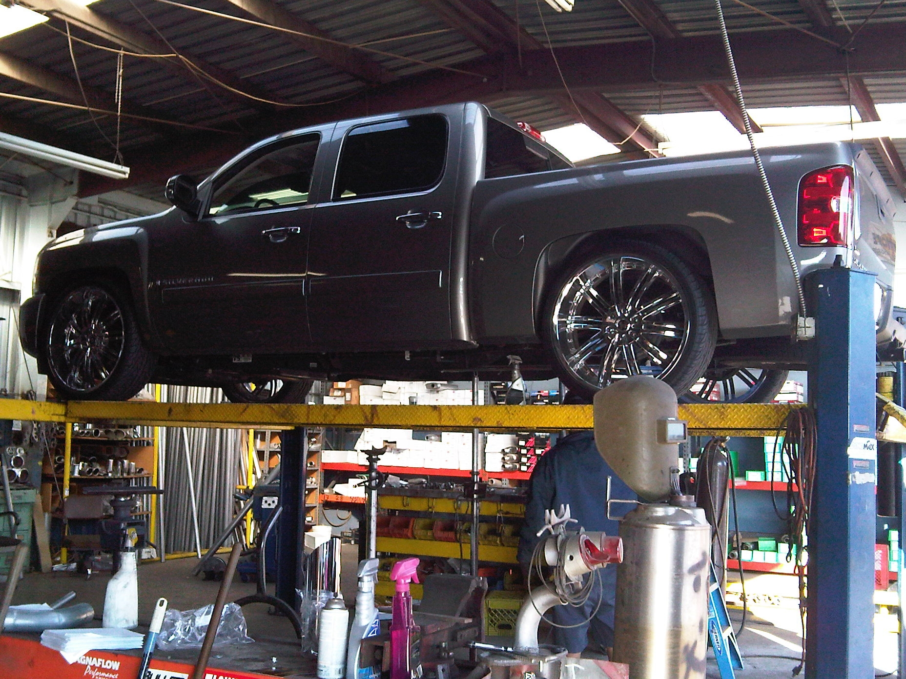 Another NutrishopChris 2008 Chevrolet Silverado 1500 Crew Cab post... - 13822616