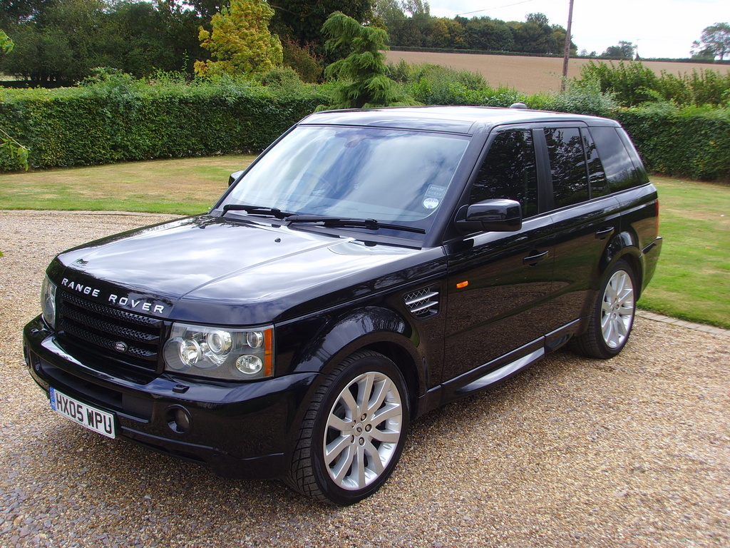 joesmale13 2005 land rover range rover sport specs photos modification info at cardomain. Black Bedroom Furniture Sets. Home Design Ideas
