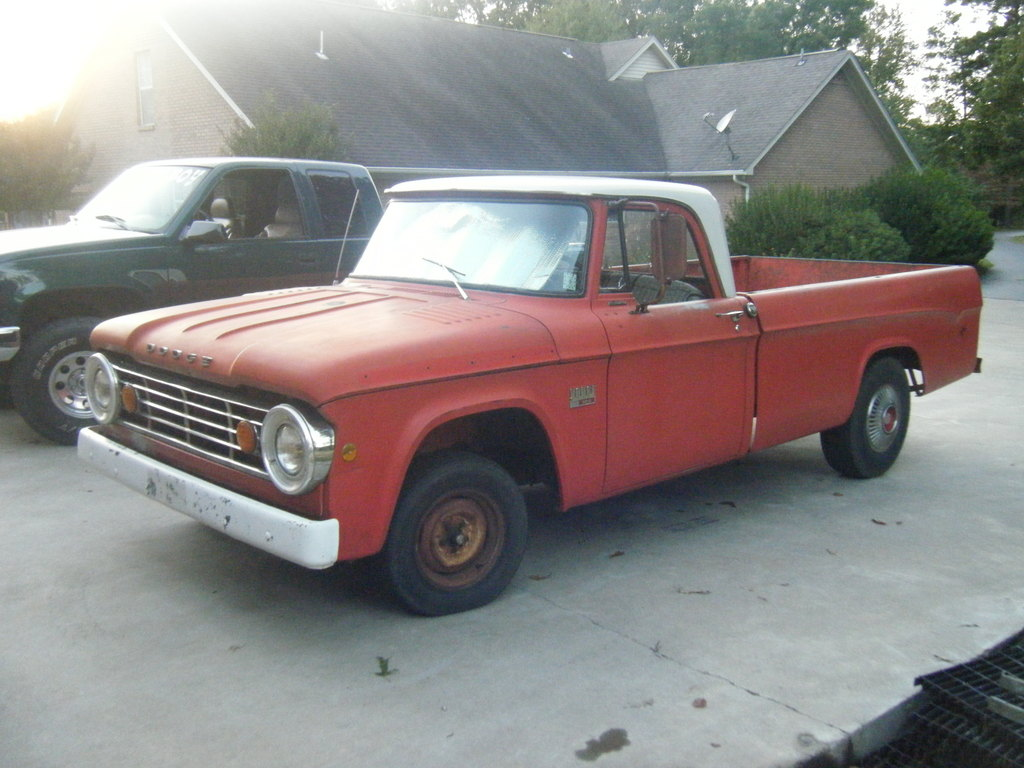 Another NX_Hoss 1969 Dodge D150 Club Cab post... - 13825419