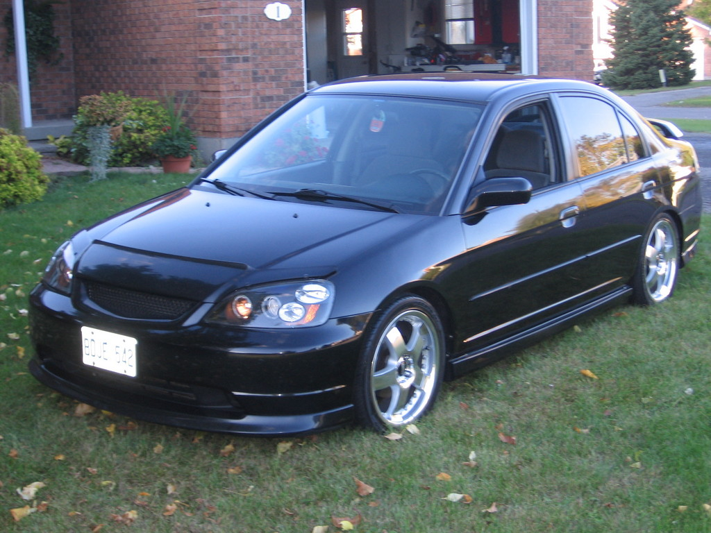 02slickcivic 2002 Honda Civic Specs Photos Modification Info at