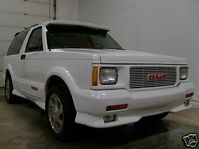 Another grandravermc 1985 GMC S15 Jimmy post... - 13392819