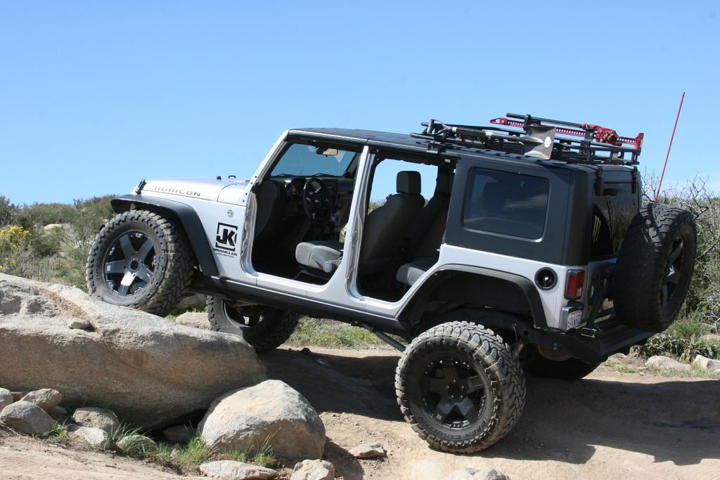 Another 1sickrubicon 2007 Jeep Rubicon post... - 13392660